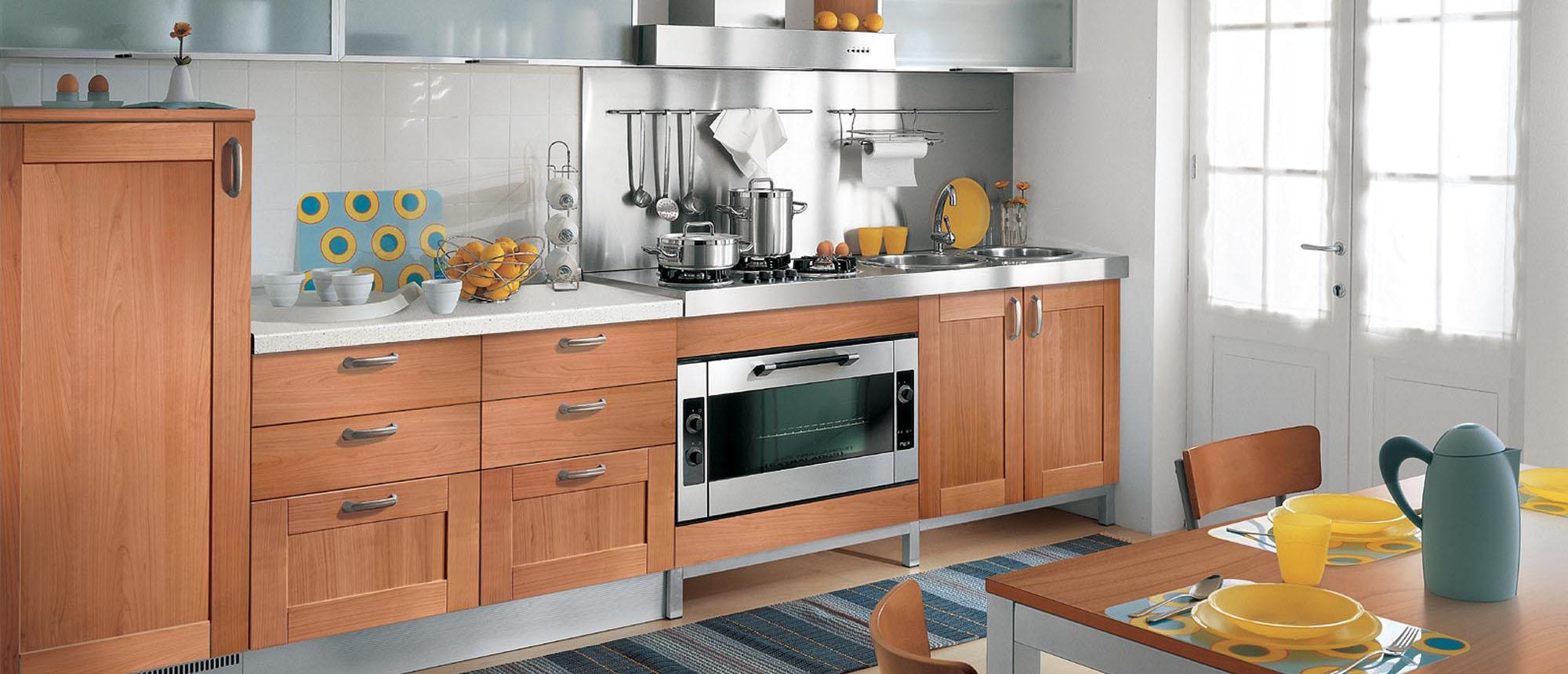 Cucine arredamenti treo - Cucine ciliegio moderne ...